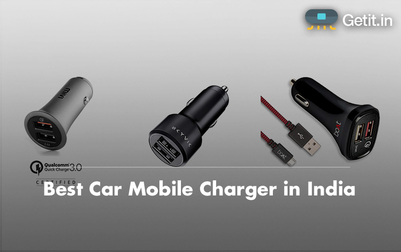 Best Car Mobile Charger in India