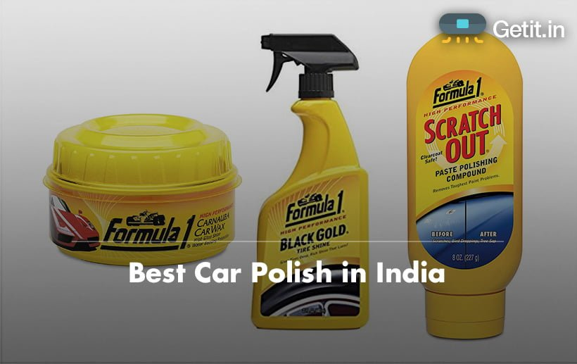 Best Car Polish in India