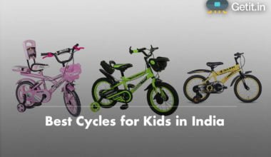 Best Cycles for Kids in India