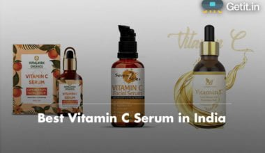 Best Vitamin C Serum in India